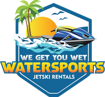we get you wet logo
